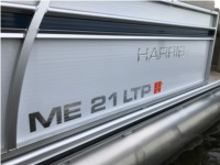 Harris Cruiser 240 Pontoon Boat Lettering from James T, ME