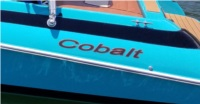 boat 1994 cobalt  Lettering from mike w, MO
