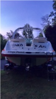 Chaparral 256ssi Boat Lettering from Nima B, NY