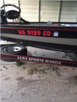 98 Bullet 20xrd Boat Lettering from Ryan  C, VA