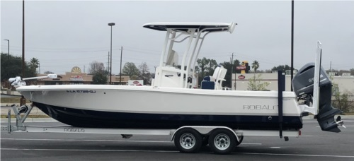 2018 Robalo 246 Cayman  from Brian H, LA