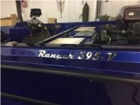 1983 Ranger 395 V i/o Fish an Ski Boat Lettering from DANNY L, OK
