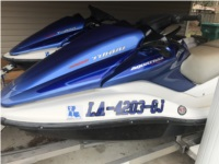 2007 Honda Aquatrax  Jet ski Lettering from ANTHONY D, LA