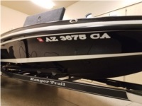 Bass boat Lettering from MARK F, AZ