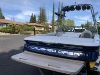 Mastercraft Prostar 209 Boat Lettering from Joe Z, CA