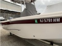 2018 Carolina Skiff Boat Lettering from Gregory M, PA