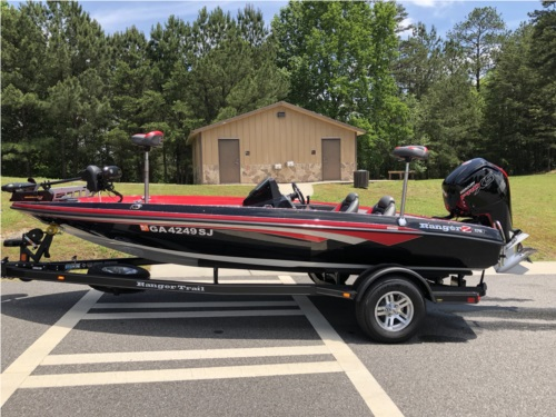 2019 Ranger Z175 Bass  from Douglas B, GA