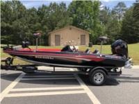 2019 Ranger Z175 Bass Boat Lettering from Douglas B, GA