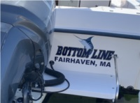 2003 Grady White Gulfstream Boat Lettering from ROY B, MA