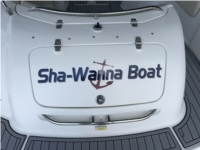 2005 Chaparral Boat Lettering from Steve D, OH