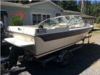 1988 Lopez SeaSport, one of ten ever built  Boat  Lettering from Michael K, WA