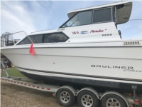 Bayliner 2859 boat Lettering from Brian W, Alberta