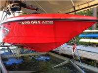2005 Mastercraft x2 Boat Lettering from courtney o, OR