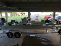 2019 Excel 220 bay pro Boat Lettering from Troy C, LA