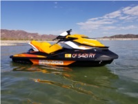 2018 Sea Doo PWC Lettering from Michael W, NV