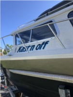 Custom Boat Registration Numbers - BoatDecals biz