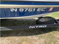 2019 Nitro Z18 Boat  Lettering from glen c, IN