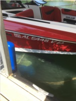 Axis A22 Boat Lettering from Bradley F, MS