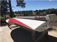 Just built 2019 Boat Lettering from Kevin H, CO