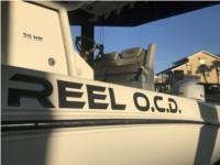 2020 Caymas 26HB bay boat Boat Lettering from Steven S, TX