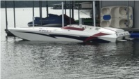 Eliminator Daytona 25 Boat Lettering from leroy g, MS