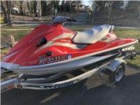 2005 Yamaha VX110DX Waverunner Lettering from RAYMOND B, MD