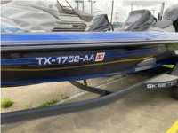 2020 Skeeter ZX250 Bass boat Lettering from Blake B, TX