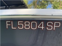 2020 Robalo R200 Boat Lettering from Shawn J, FL