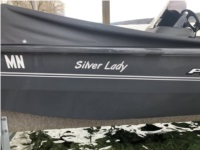 Tracker Pro 170 Boat Lettering from Ben C, NY