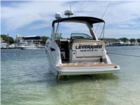 2018 Sea Ray Sundancer 260 Boat Lettering from Brett B, FL