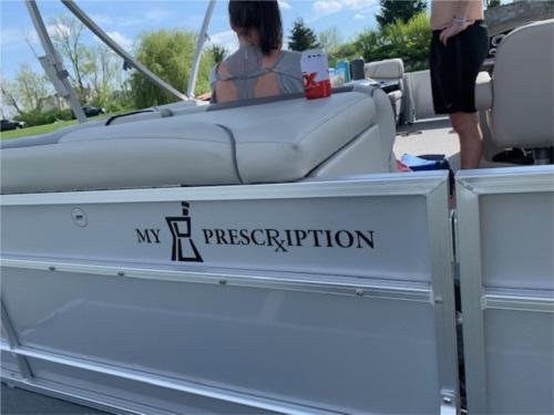 2019 Starcraft Pontoon.  from Dan G, IN