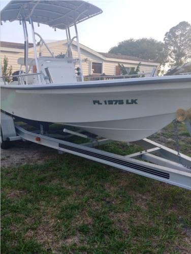 2001 Sea Pro Sv2100  from CHARLES F, FL