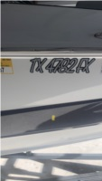 2020 Supreme ZS232 Boat Lettering from Paul Z, TX