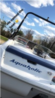 Glastron 2002 SX Boat  Lettering from Amber M, NH