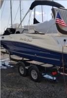 2017 Bayliner VR6 OB  Boat Lettering from Kevin L, IL