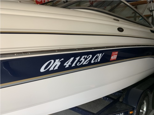 2006 Bryant Boat Boat Lettering from Pam M, OK
