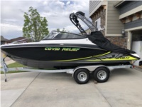 2020 Yamaha 212x Boat Lettering from Steve P, CO