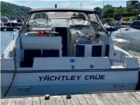 1989 Bayliner 3485 Avanti Boat Lettering from James M, PA