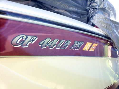 89 Sea Ray Cuddy Cabin  from ROY B, CA