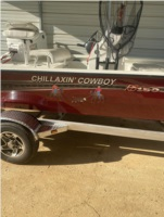 Ranger rb190 Boat Lettering from Trey  P, AL