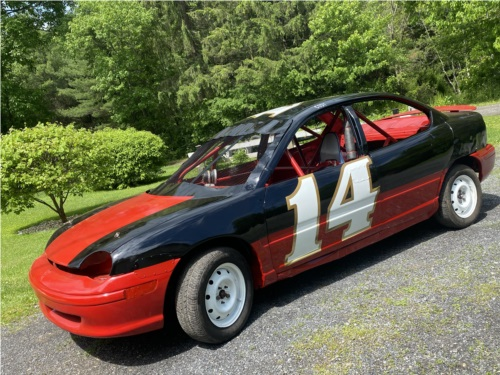 1997 dodge neon  Lettering from Cody C, PA