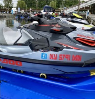 2018 Sea Doo RXT-X 300 Jet Ski Lettering from Robbie G, NY