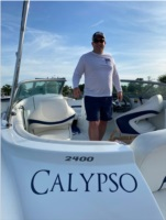 2013 Southwind 2400SD Boat transom Lettering from Daniel M, CT