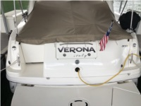 2005 Sea Ray Sundancer 300 Boat Lettering from Diego A, GA