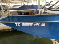 2019 Nautique G23 Boat Lettering from Jeff W, TX