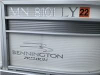 Bennington pontoon, 2019 Pontoon boat Lettering from Kathryn L, MN