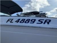 2020 Cobalt 23SC Boat Lettering from Darren F, FL