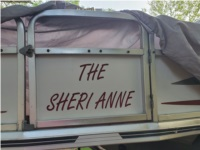 Boat Lettering from Sheri B, TX