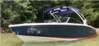 2020 Cobalt CS23 Boat Lettering from Bernard S, GA