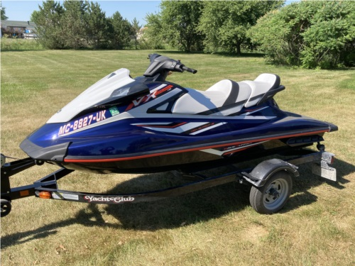 Yamaha VX Cruiser 2019 PWC Lettering from Rod B, MI
